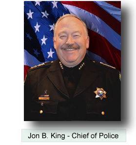 Jon B. King - Chief of Police